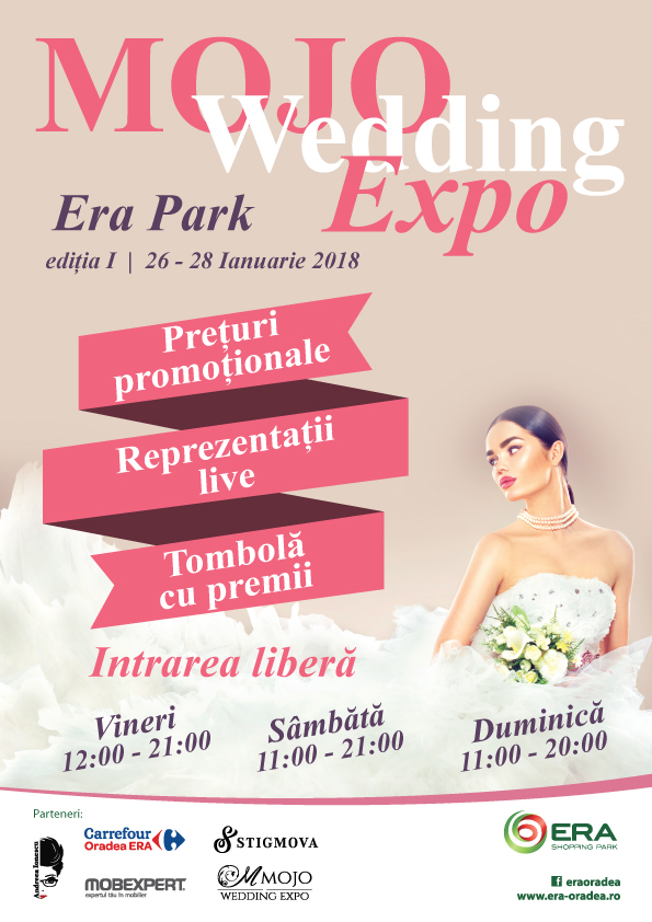 MOJO Wedding Expo – Lista castigatori