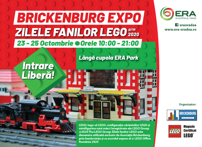 Brickenburg EXPO  – Zilele fanilor LEGO